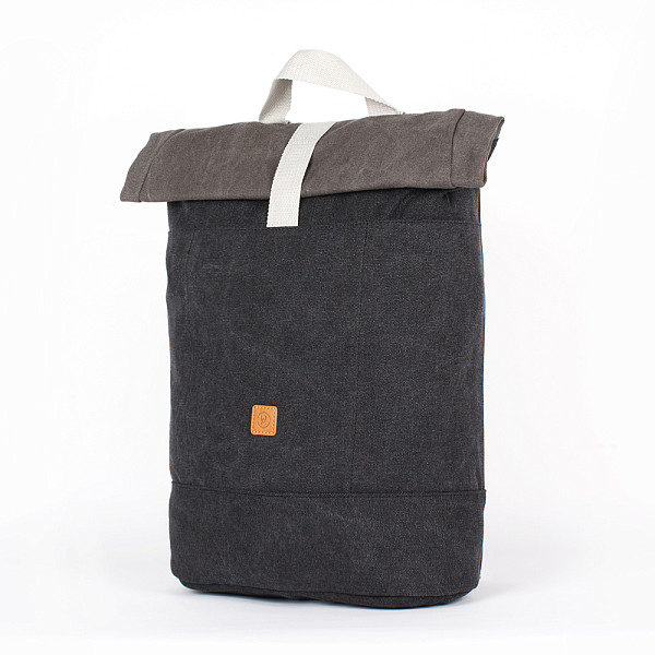 Рюкзак UCON Hajo Backpack (Black-Grey) рюкзак ucon cortado backpack grey navy