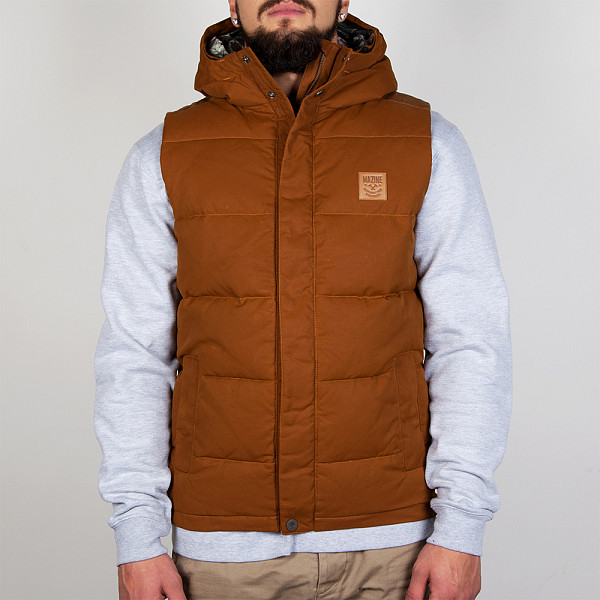 Жилет MAZINE Hiker Vest (Simian Brown-12486, L)