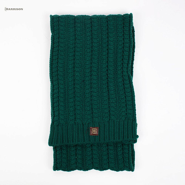 Шарф HARRISON Annabel Scarf (Dark-Green) корпус in win ear007 450w black silver