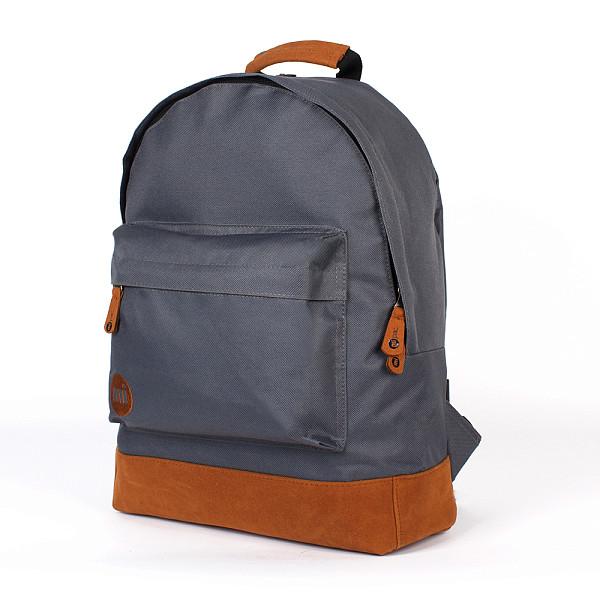 Рюкзак MI-PAC Classic (Charcoal Grey-864) рюкзак mi pac premium cord brown 001