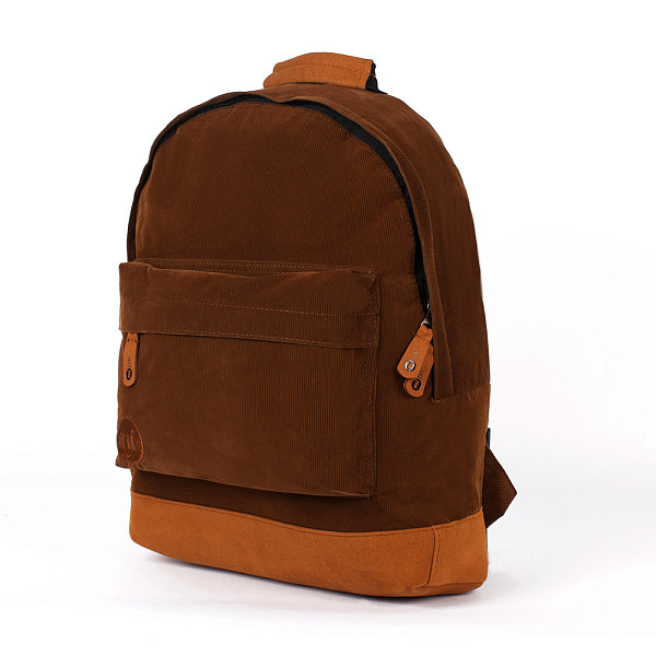 Рюкзак MI-PAC Premium Cord (Brown-001)  цена