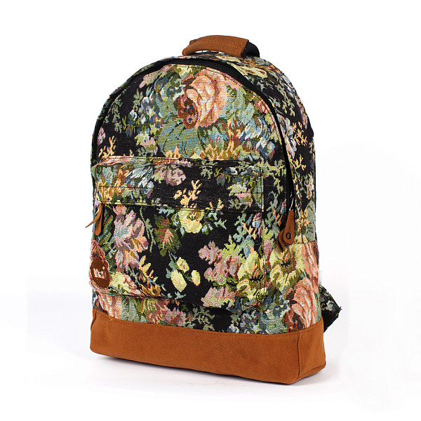 Рюкзак MI-PAC Premium Floral Tapestry (Black Tapestry-274) рюкзак mi pac premium cord brown 001