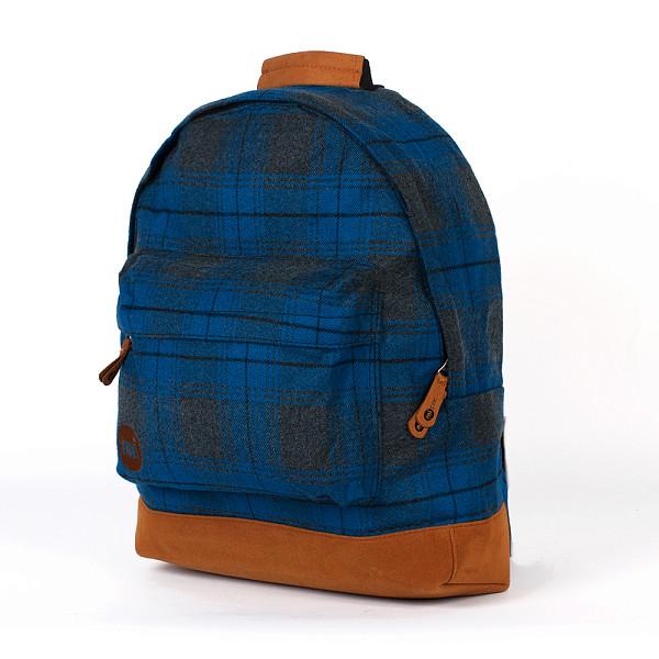 Рюкзак MI-PAC Premium Plaid (Blue Plaid-003) рюкзак mi pac premium cord brown 001