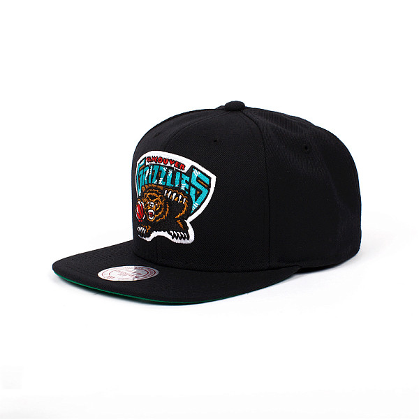 Бейсболка MITCHELL&NESS Vancouver Grizzlies (Black, O/S) symons mitchell that s so gross human body