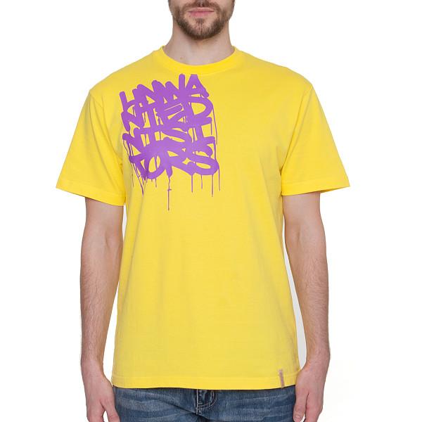 Футболка PYROMANIAC Neo Tag Tee (Yellow, S) patriot gp 3810l