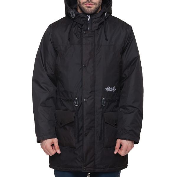 Куртка ANTEATER Fishtail (Black, S)