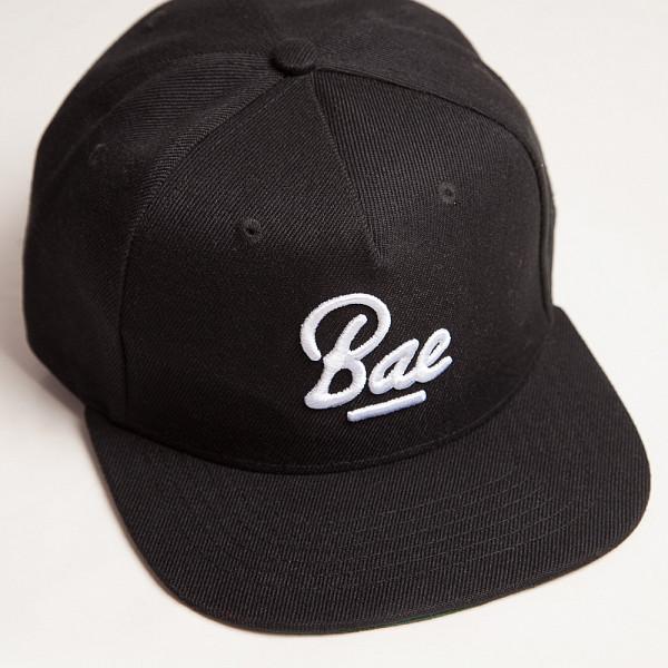 Бейсболка TRUESPIN Bae (Black, O/S)
