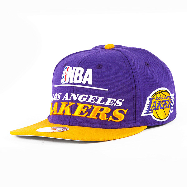 Бейсболка MITCHELL&NESS Media 2T Snap Los Angeles Lakers NG78Z (Purple, O/S) ganesh kumar t sustainable vermicomposting of salvinia molesta mitchell