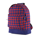 Рюкзак MI-PAC Gingham (Red/Blue-001) рюкзак mi pac premium cord brown 001