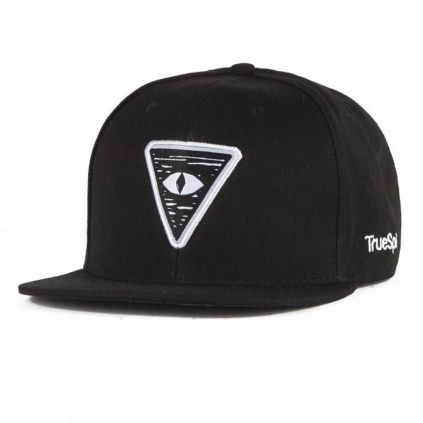 Бейсболка TRUESPIN Anti Eye (Black, O/S) куртка truespin s parka black 2xl