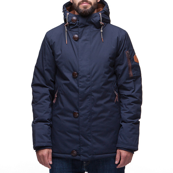 Парка LOADING 8715 (M-01-2) (Navy-22.48, L) парка loading 5203 dark navy 09311 22 50 xl