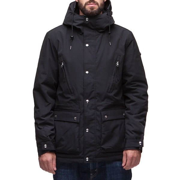 Парка LOADING 9061 (3508) (Black-10.50, XL) парка loading 5203 dark navy 09311 22 50 xl