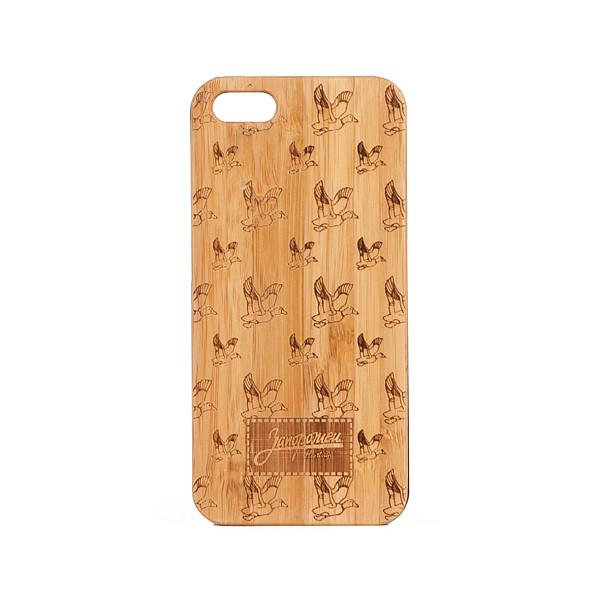 Чехол ЗАПОРОЖЕЦ Дичь Дерево (Коричневый, iPhone 6/6S) чехол запорожец узор дерево коричневый iphone 7