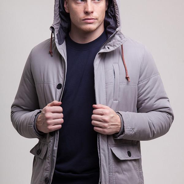 Куртка REVOLUTION Jacket Heavy 7399 (Grey, XL) куртка revolution brice grey 2xl