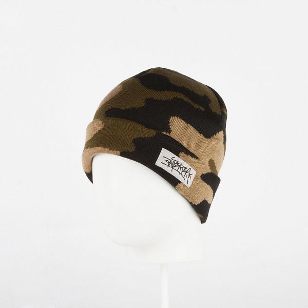 Шапка ANTEATER Ant Hat 2 Camo (Camo) игрушка anti petank 2 игрока ant 16