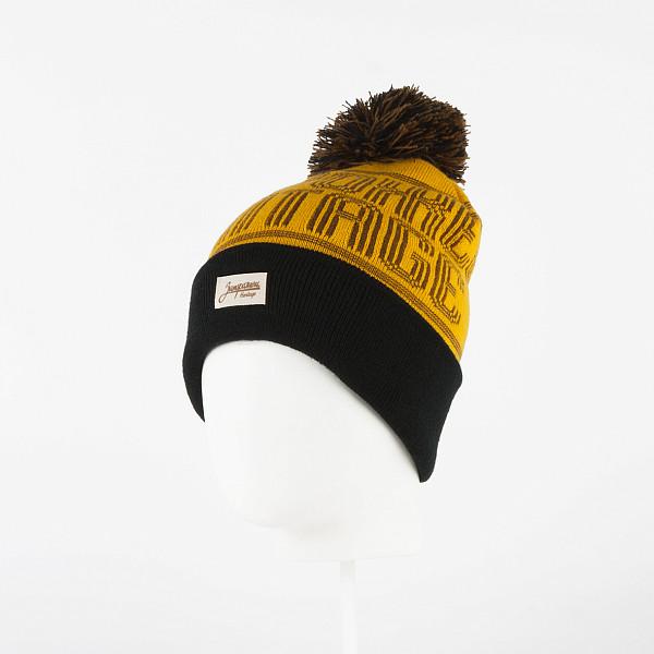 Шапка ЗАПОРОЖЕЦ Classic Logo Patch (Sand/Brown) шапка запорожец zap classic logo sky brown yellow