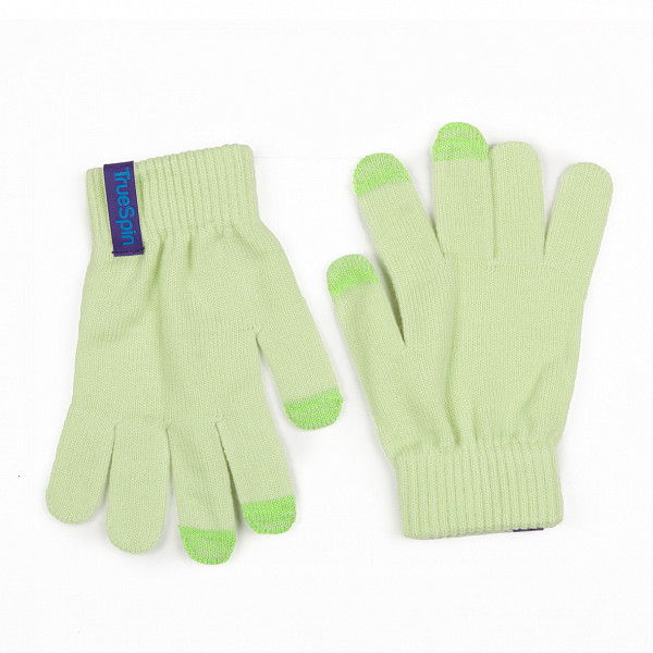Перчатки TRUESPIN Touch Gloves (Light Green, O/S) перчатки truespin touchgloves sand