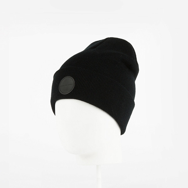 Шапка TRUESPIN Black Is Usual Beanie (Black) шапка truespin abc beanie black w