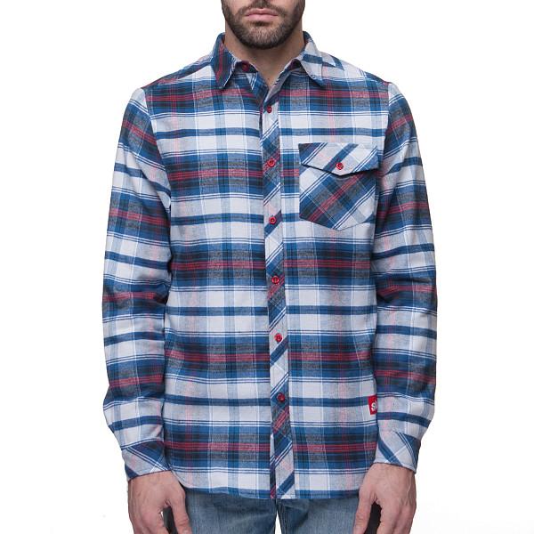Рубашка SKILLS Check Shirt (F006, XL)