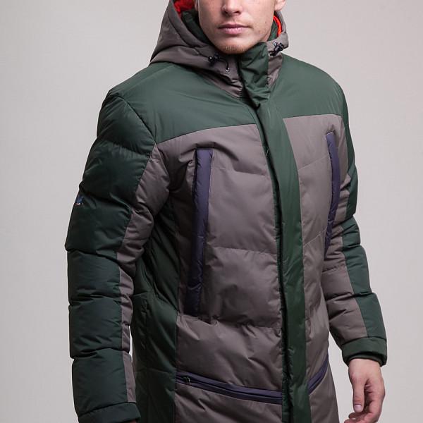 Куртка ЗАПОРОЖЕЦ Telogreika Jacket (Dark Olive/Green, 2XL) marmot wm s empire jacket dark olive