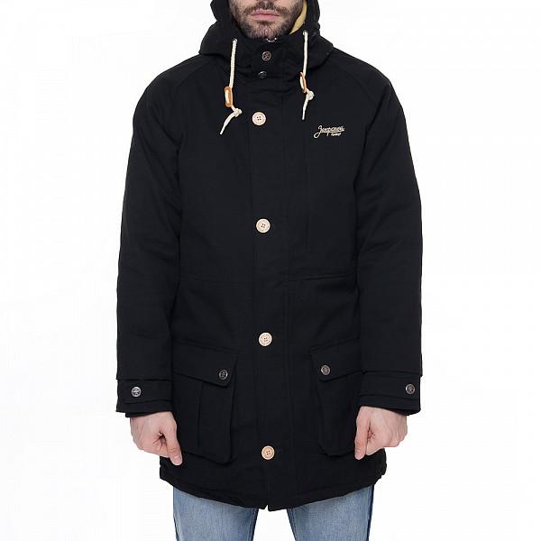 Куртка ЗАПОРОЖЕЦ Leaf Parka (Black, 2XL) куртка truespin s parka black 2xl