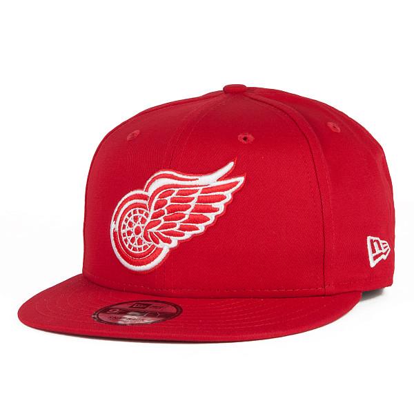 где купить  Бейсболка NEW ERA 607 Team Nhl 9Fifty Detred Otc Baseball cap (Красный, M/L)  по лучшей цене