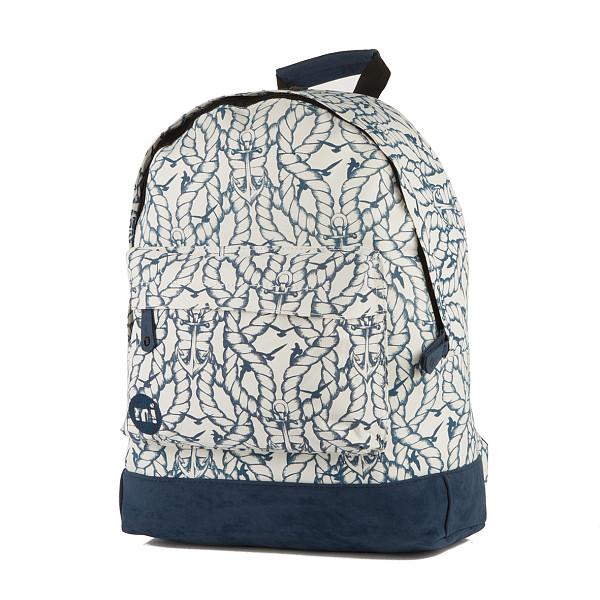Рюкзак MI-PAC Eloise Roberts Mono Maritime (Natural-001) рюкзак mi pac premium cord brown 001