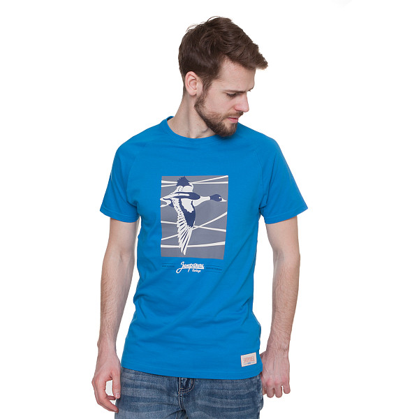 Футболка ЗАПОРОЖЕЦ Perelet (Blue, 2XL)