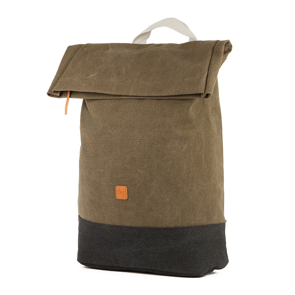 Рюкзак UCON Karlo Backpack SS17 (Olive-Black) national geographic warin footprint reading library the last of the cheju divers 0 footprint reading library