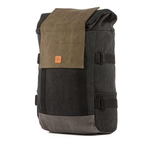 Рюкзак UCON Bryce Backpack SS17 (Black-Grey) рюкзак ucon cortado backpack grey navy