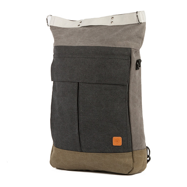 Рюкзак UCON Dermot Backpack SS17 (Grey-Black) рюкзак ucon cortado backpack grey navy