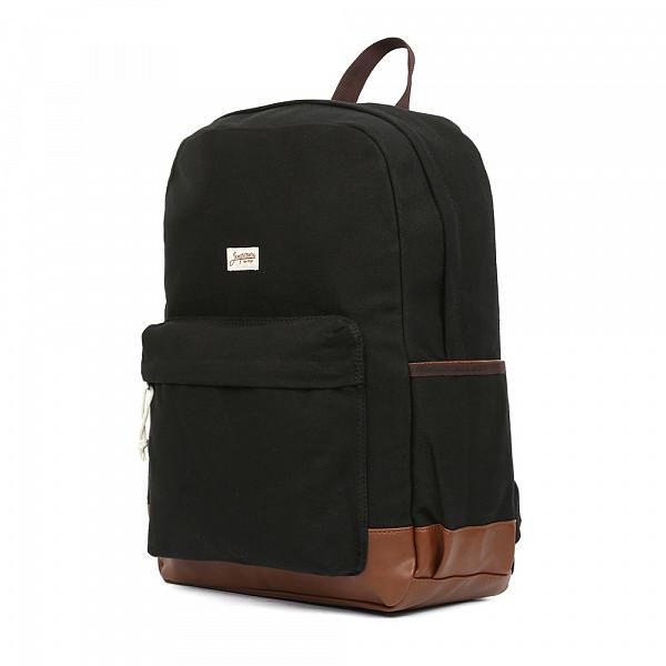 Рюкзак ЗАПОРОЖЕЦ Daypack Classic SS17 (Black/Brown) шапка запорожец zap classic logo sky brown yellow