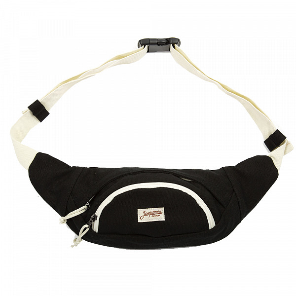 все цены на Сумка ЗАПОРОЖЕЦ Big Waist Bag (Black/White) онлайн