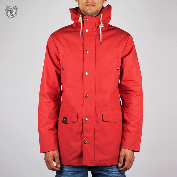 Ветровка REVOLUTION Leif Jacket (Red, 2XL) куртка revolution leif 7246 orange xl
