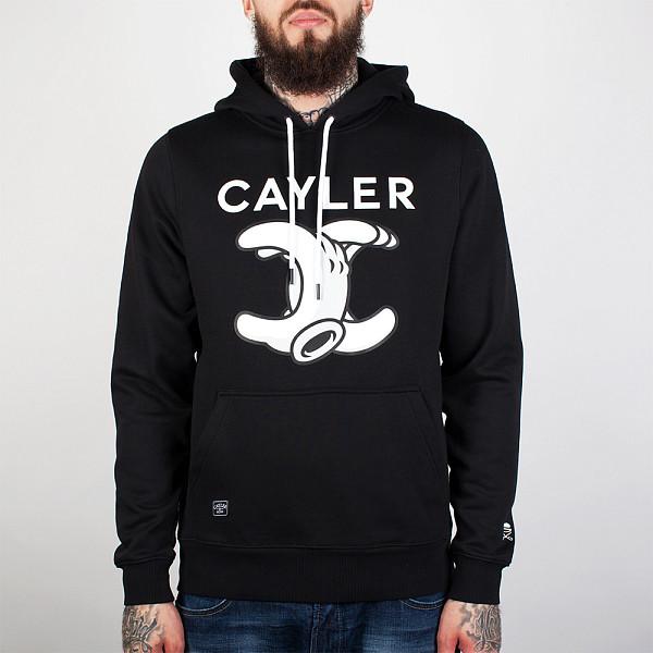 Толстовка CAYLER & SONS No.1 Hoody (Black/White, XL)