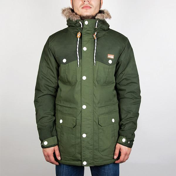 Куртка IRIEDAILY Eissegler Parka (Olive-471, M) куртка городская nixon meyer parka 2016 olive xl