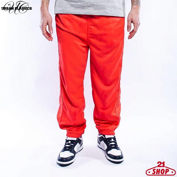 Брюки URBAN CLASSICS Neon Sweatpants (Infrared, XL)  брюки urban classics spray dye sweatpants sky blue s