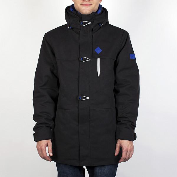 Куртка MAZINE Tokyo Parka FW13 (Black, L)