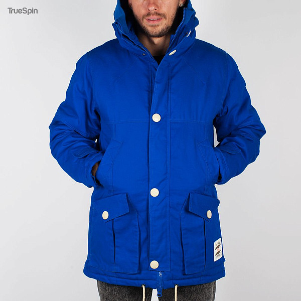 Куртка TRUESPIN Soldier (Royal, 2XL) куртка truespin s parka black 2xl