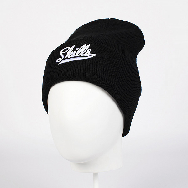 Шапка SKILLS Script Beanie (Black) 50pcs lot phd3055e 60v 12a