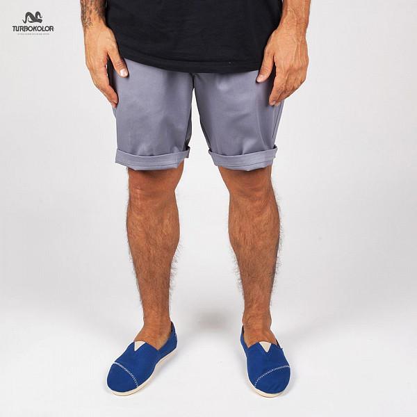 Шорты TURBOKOLOR Classic Shorts SS13 (Grey, 32)