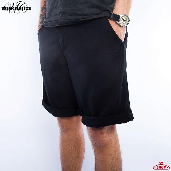 Шорты URBAN CLASSICS Chino Shorts (Black, 28)