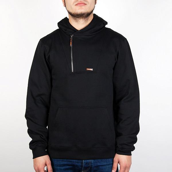 Толстовка IRIEDAILY Ean Rockfort Hoody (Black-700, L)
