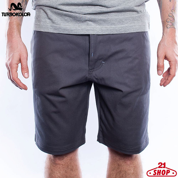 Шорты TURBOKOLOR Shorty Shorts (Graphite, 30) chillaz sandras shorty