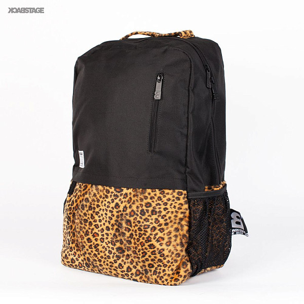 Рюкзак BACK STAGE 2333 (Leopard) рюкзак back stage 2729 galaxy rose