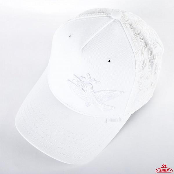 Бейсболка DJINNS Hft All White (White, 1)