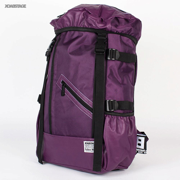 Рюкзак BACK STAGE 2615 (Purple) рюкзак back stage 2729 galaxy rose