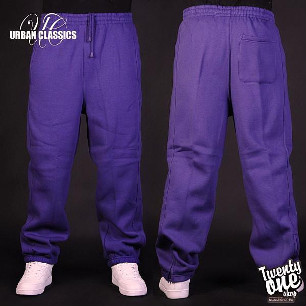 Брюки URBAN CLASSICS Sweatpants (Purple, XL)  брюки urban classics spray dye sweatpants sky blue s