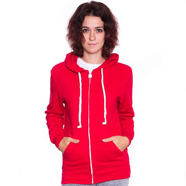 Толстовка HOODIEBUDDIE AJ3112NVA9999A (Красный, S) s oliver пальто