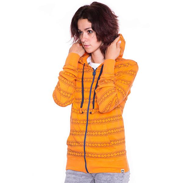 Толстовка HOODIEBUDDIE DJ3181ORGB1017A (Оранжевый, S) s oliver пальто